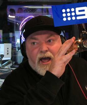 Kyle prank calls Peter Overton from 9 News 😂