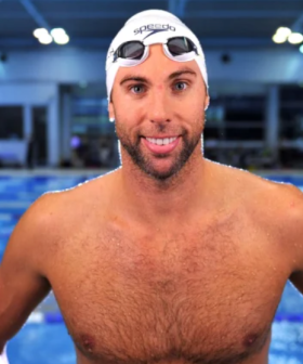 You Won't Believe Why Grant Hackett Promised To Send Kyle Some Olympic Medals