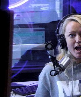 When a SPIDER interrupts a live radio show 😂🕷