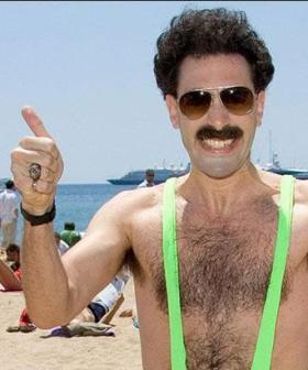 Great Success! Kazakhstan Adopts Borat's 'Very Nice!' Catchphrase In Tourism Campaign
