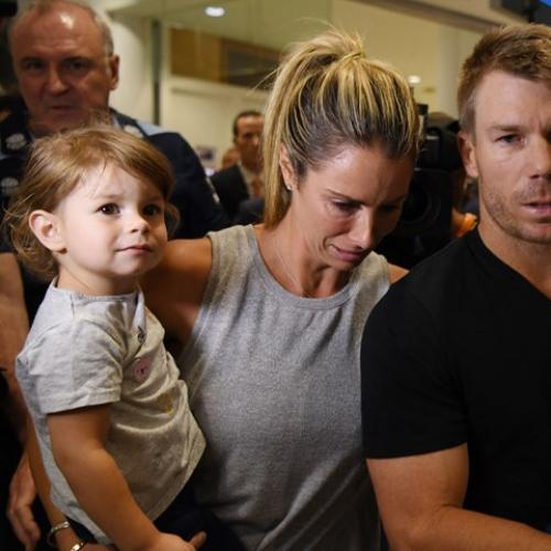 """There Were So Many Times I Just Wanted To Hide"" - Candice Warner Opens Up On The Aussie Ball Tampering Saga"