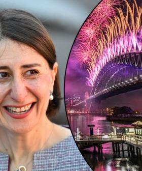 Gladys Berejiklian Reveals Whether Sydney Will Be Hosting NYE Fireworks