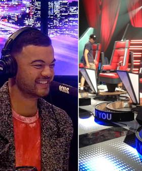 Guy Sebastian Reveals The Changes Coming To The Next Series Of The Voice