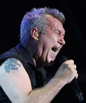 """Don't Raise Your Voice Or I'll Bloody Knock You Out!"" - When Jimmy Barnes Coached His Kids Soccer..."