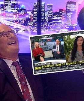 Sunrise's Kochie Responds To Schapelle Corby's Epic On-Air Mistake