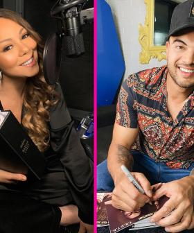 Guy Sebastian Opens Up About His Feelings For Mariah Carey