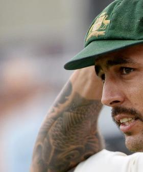 Mitchell Johnson On The Moment He Realised He Had Depression