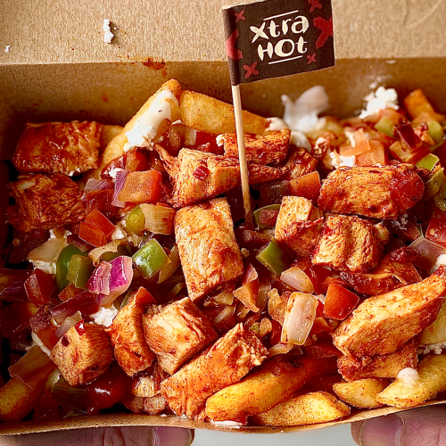 Nando's Is Now Slinging Their 'Secret' Loaded Chips