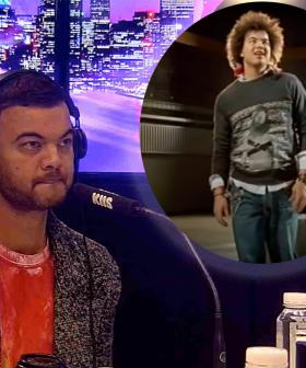 We Make Guy Sebastian Look Back At His Old Music Videos.. And He's Not Happy