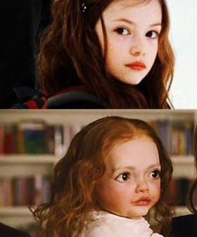 Have You Seen What Twilight's Renesmee Looks Like All Grown Up?