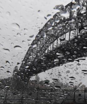 Heavy Rain And Wind Lashes NSW As Temperature Drops