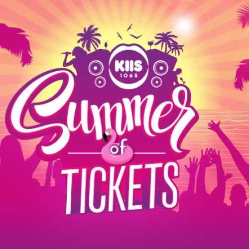 KIIS Summer Of Tickets
