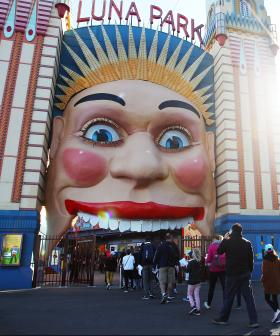 Sydney's Luna Park To Get Nine New Rides, Including A New 'Big Dipper', In $30 Million Facelift