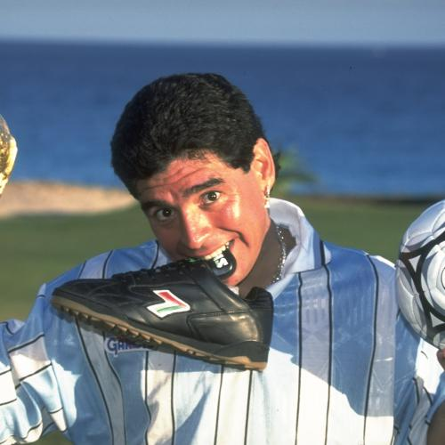 Legendary Soccer Player Diego Maradona Dies At 60