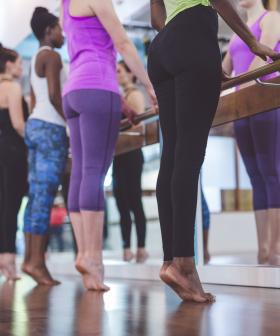 Did You Know The History Of The 'Barre' Class Is Incredibly Saucy?