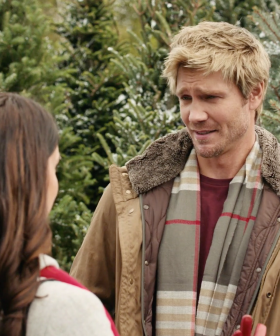 Chad Michael Murray Is BACK For A Heartwarming Christmas Flick