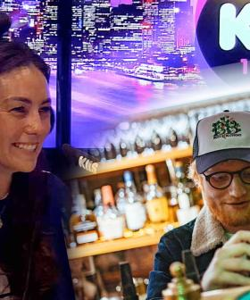 Amy Shark Reveals What Ed Sheeran Is REALLY Like In Person!