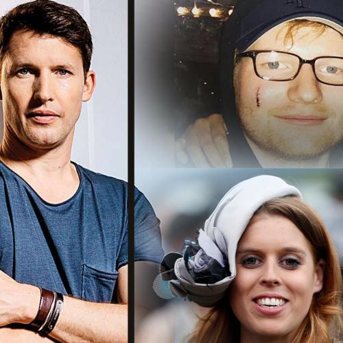 James Blunt Confirms What Happened With Princess Beatrice, Ed Sheeran & The Sword...