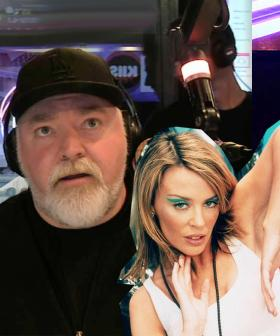 Kylie Minogue Apologises To Kyle & Jackie O After Making Major Error!