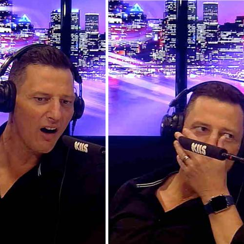SAS Australia's Merrick Watts Surprise Reaction After Being INSULTED Live On-Air