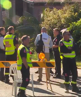 Sydney Street Forced Into Lockdown After Dangerous Asbestos Contamination