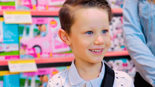 Kyle & Jackie O's Toy Drive Surprises Incredible Sydney Kids!