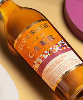 Glenmorangie Has Released Limited Edition CAKE Flavoured Scotch Whisky