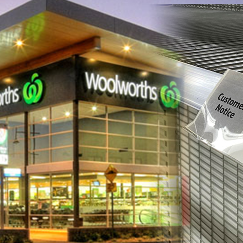 Woman Left Fuming After Woolworths Sell Out Of Toilet Paper And Their Replacement Is.. Not So Great