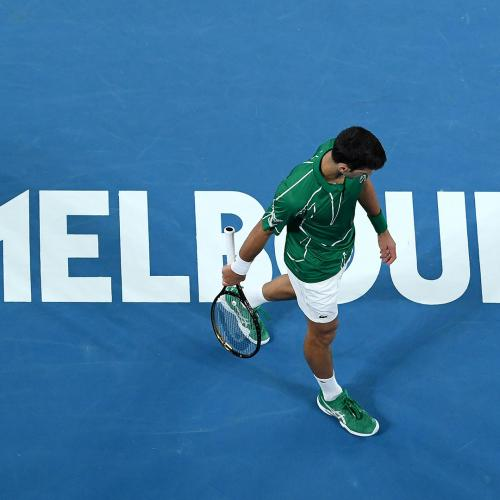72 Australian Open Players Now In Lockdown