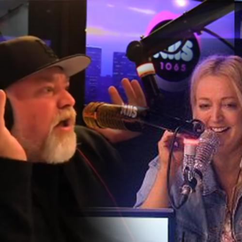 Jackie O ACTUALLY Leaked Kyle's Number Live On-Air!