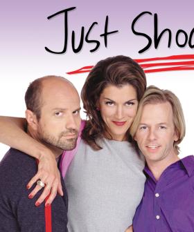"""I Had A Blast!"": David Spade Teases 'Just Shoot Me' Reboot"