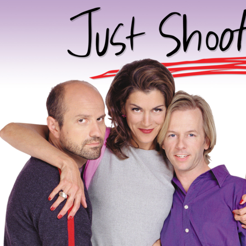 """I Had A Blast!"": David Spade Teases 'Just Shoot Me' Reboot"
