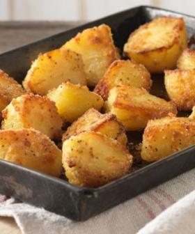 This Roast Spud Christmas Recipe Has Just Two Ingredients And One Of Them Is Spuds!