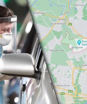 COVID-19 Traces Found In Sydney Sewage