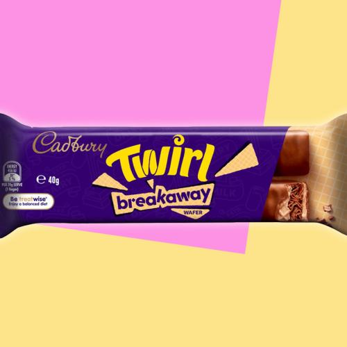 The Chokkie Factory's Been Working Hard- There's Going To Be A New Twirl On The Market!
