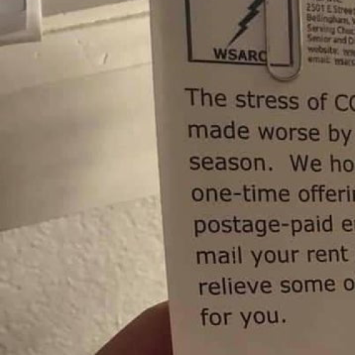 """Disgraceful, Insulting & Tone-Deaf"": Landlord Slammed For Christmas Offer"