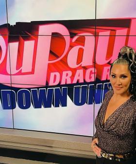 Kyle Horrifically Mispronounces Ru Paul's Drag Race Michelle Visage's Name