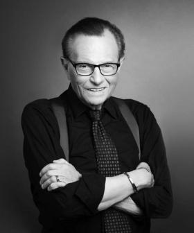 Remembering Larry King & The Time Intern Pete Harassed Him Into Calling The Show