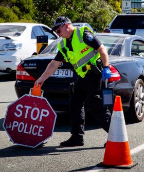 Greater Sydney Red Zone To Be Reduced From 6PM Tonight, Border Zone Rules To Change