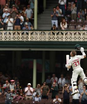 NSW Government Makes Call To Slash Crowd Size For SCG Test