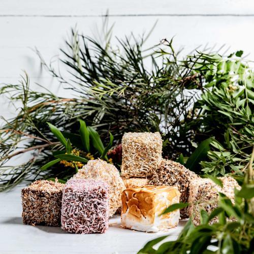 Tokyo Lamington Has Released DELICIOUS Lamingtons With Aussie Native Flavours