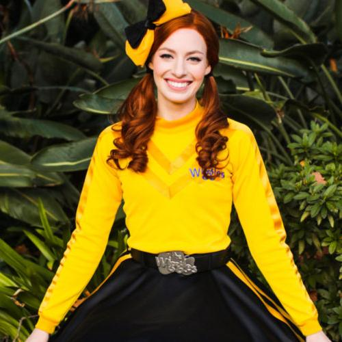 Emma Watkins On Being The First Female Wiggle
