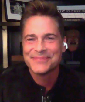Apparently That Oprah Interview Was Filmed At Rob Lowe's House