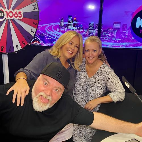 Kyle Puts Sam Armytage's Love To The Ultimate Test With This Hypothetical