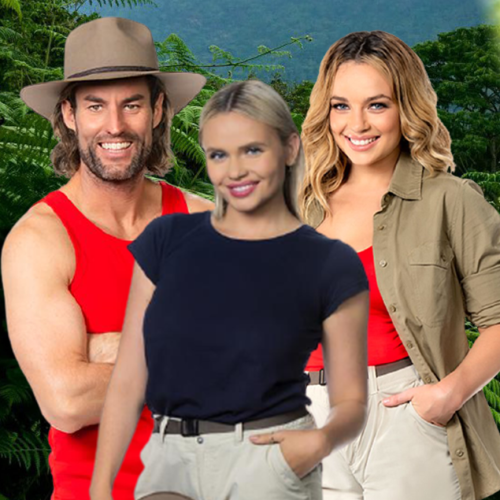 Julia Morris Weighs In On 'I'm A Celeb' Love Triangle