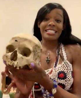 Azealia Banks Shocks Kyle & Jackie O With Insane Show 'N' Tell!