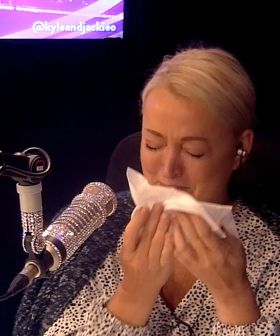 Kyle's 'Fake' Studio 10 Obituary Made Jackie O Cry On Air!