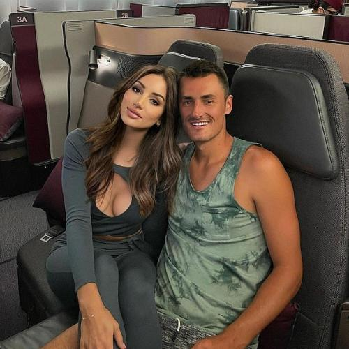 Bernard Tomic's Girlfriend Defends Herself Accusing Publications Of Skewing Her Story Negatively