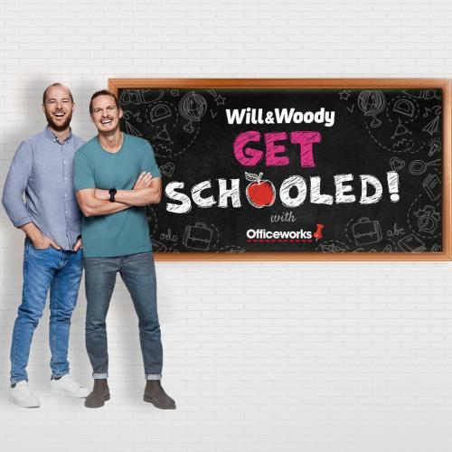 Will & Woody Get Schooled!