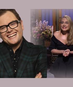 Chatty Man Alan Carr Raves About Adele's Upcoming Album